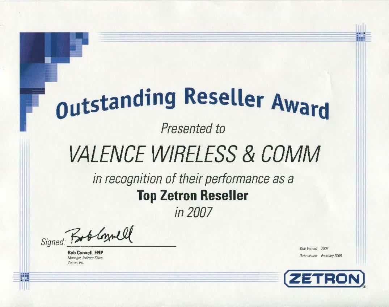 zetron-top-reseller-2007